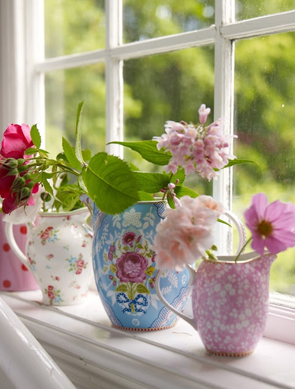 Top 10 window boxes with flower decorations home design and interior - Plant decorating ideas tasteful nature ...