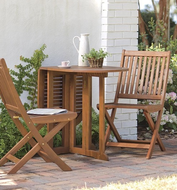 Top 10 Bistro Sets For Outdoor Small Space Home Design