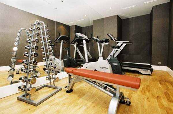 Wood Home Gym Equipment Ideas Home Design And Interior