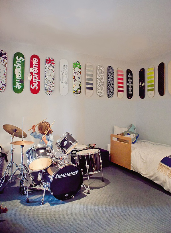 best of kids music bedroom ideas - Music Room Home Design Ideas