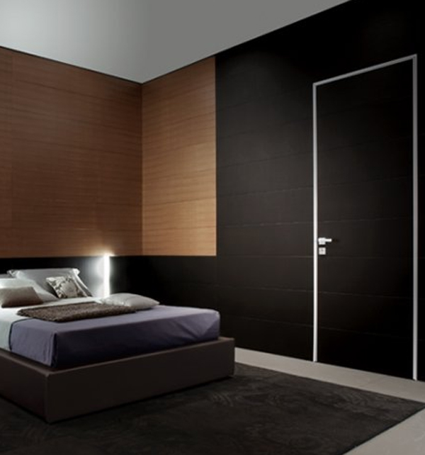 Modern doors bathroom design for Bathroom designs doors