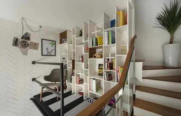 Modern Storage In Loft Ideas
