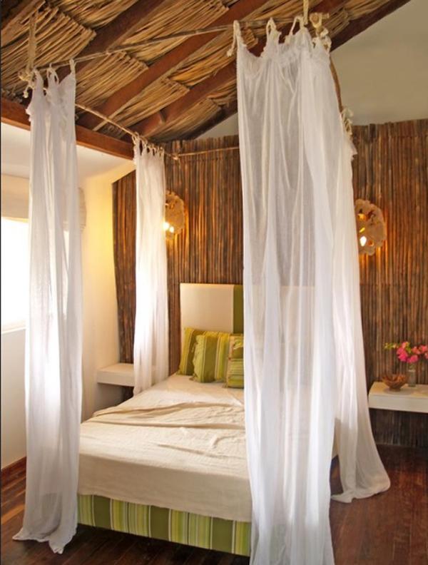 Nature Bedroom Design