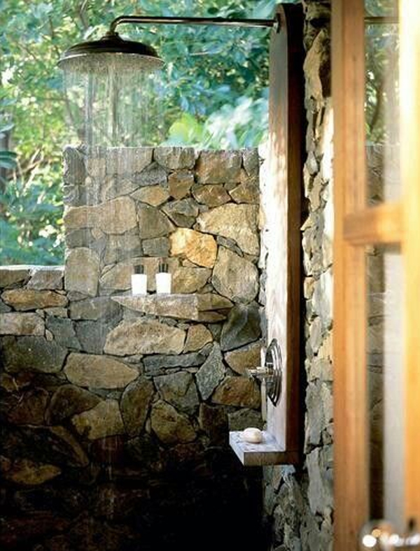 15 awesome outdoor showers and bathrooms home design and