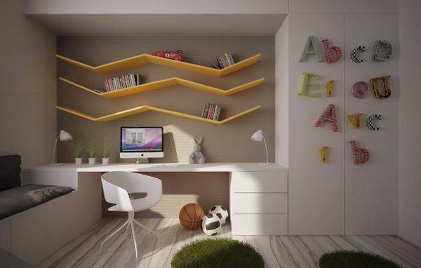 cool kids room. Black Bedroom Furniture Sets. Home Design Ideas