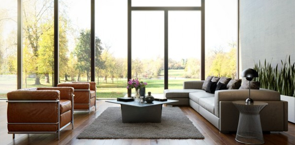15 Natural Style Living Rooms Home Design And Interior
