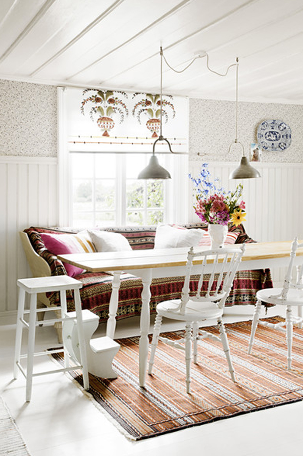 Scandinavian dining room Scandinavian style dining room