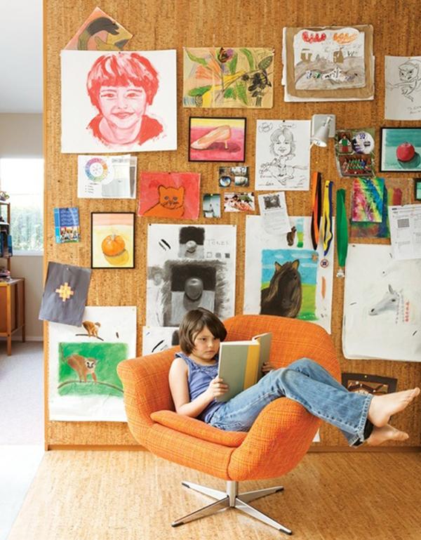 Kids wall art for Hanging wall art display