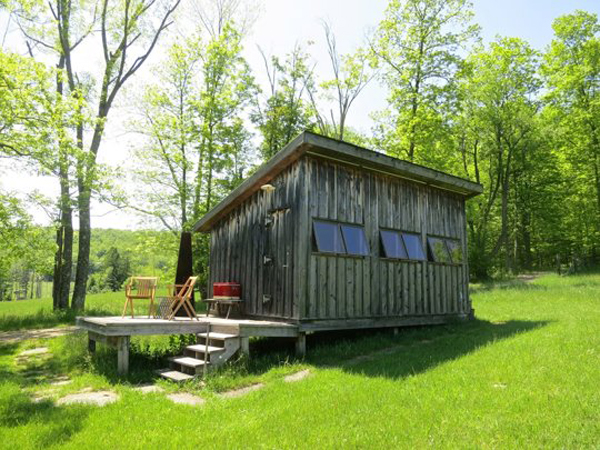 Small Cabin For Vacations
