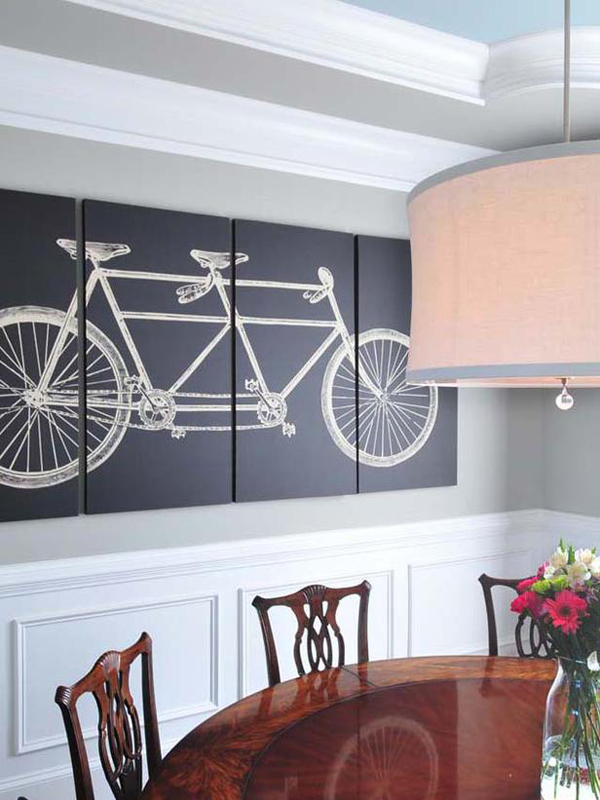 25 Awesome Wall Art Decor | Home Design And Interior