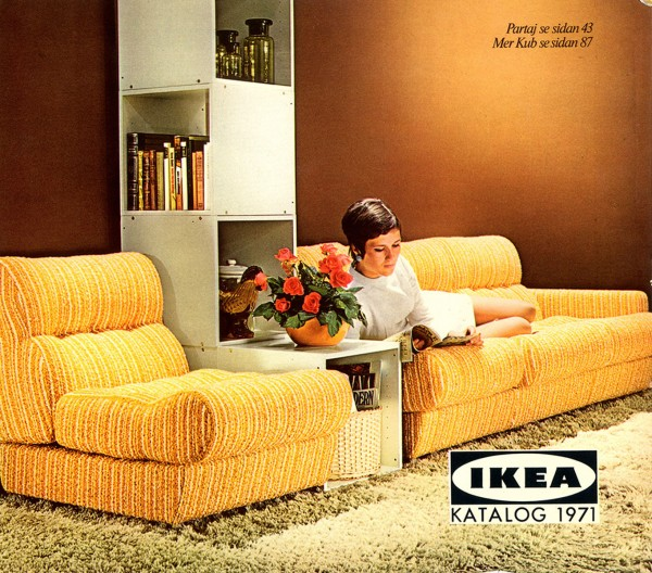 Ikea Catalog Cover 1971