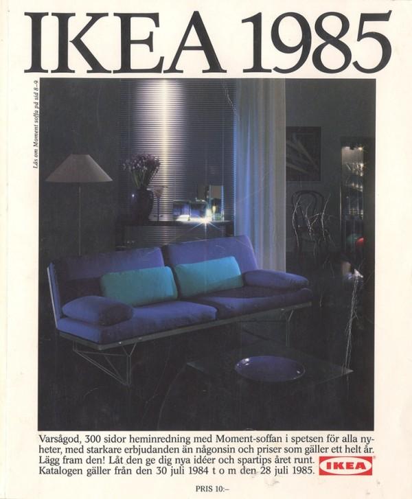 Ikea Catalog Cover 1985