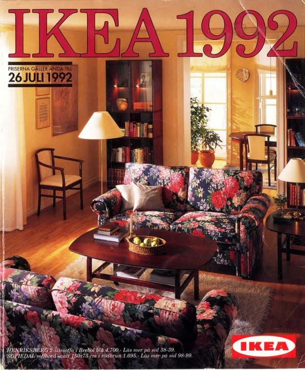 Brilliant IKEA Catalog 1992 600 x 727 · 162 kB · jpeg