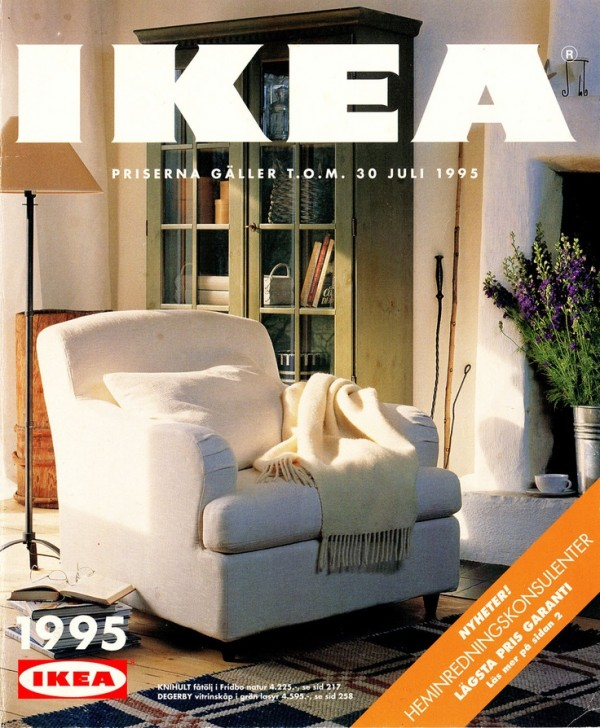 IKEA Catalog Cover 1995
