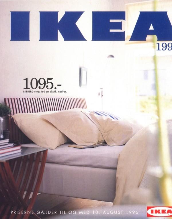 Ikea Catalog Cover 1996