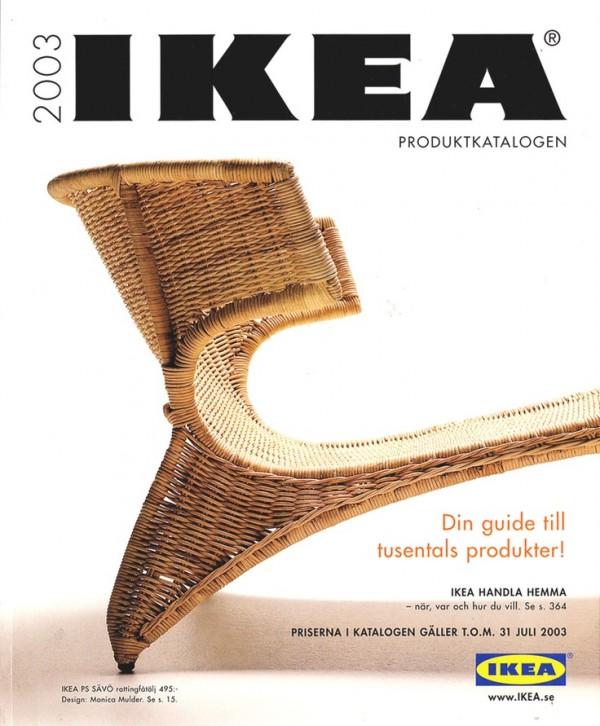 IKEA Catalog Cover 2003