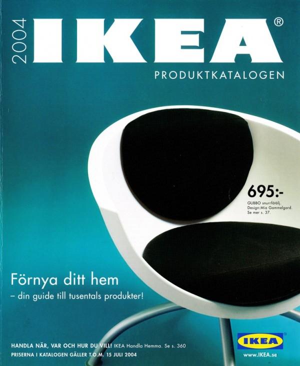 IKEA Catalog Cover 2004