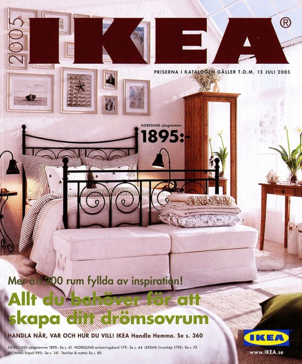 Ikea Catalog Cover 2005