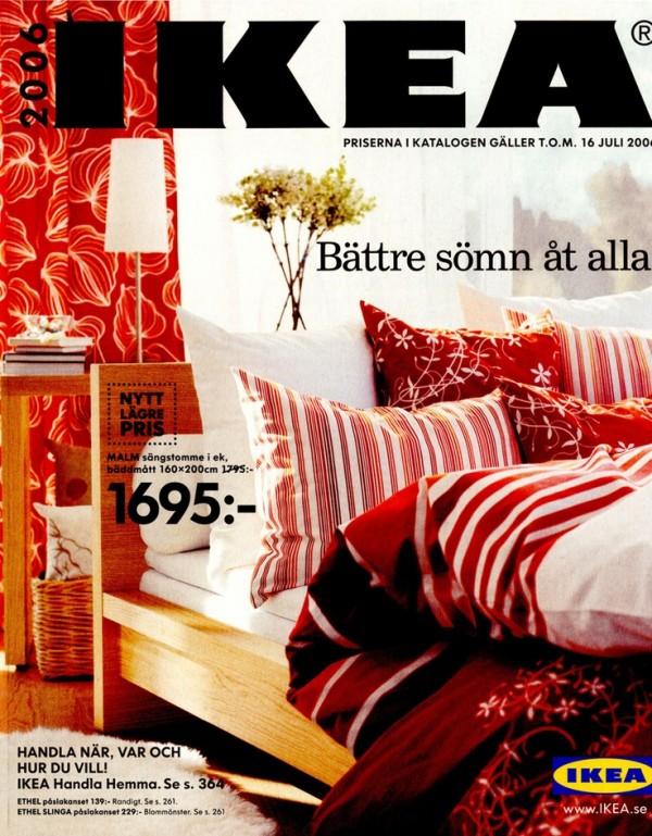 Ikea catalog cover 2006 for Home interiors catalog 2007