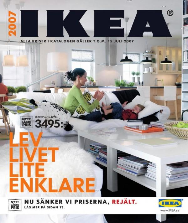 Home Interior Catalog 2013: IKEA-catalog-cover-2007