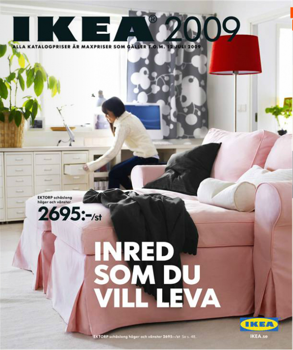 Inspiring Ikea Catalog Covers 1951 2014 Home Design