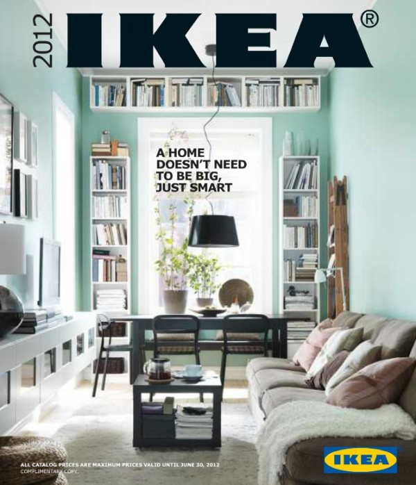 inspiring ikea catalog covers 1951 2014 home design
