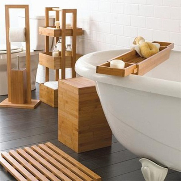 bathroom-with-wood-storage