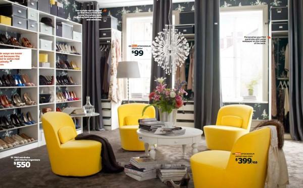 ikea furniture catalog