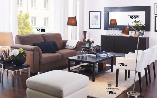 Ikea Living Room 2014