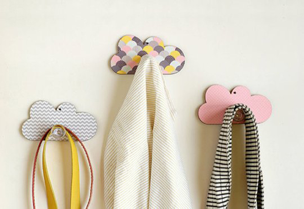Top 10 coat wall hooks for kids home design and interior for Kids room hooks