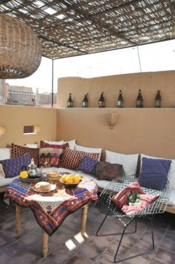 gallery of 20 moroccan style house with outdoor spaces