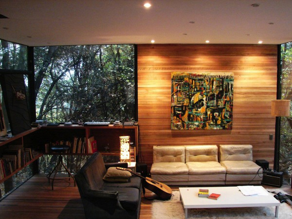 Tree house living room for Design my home