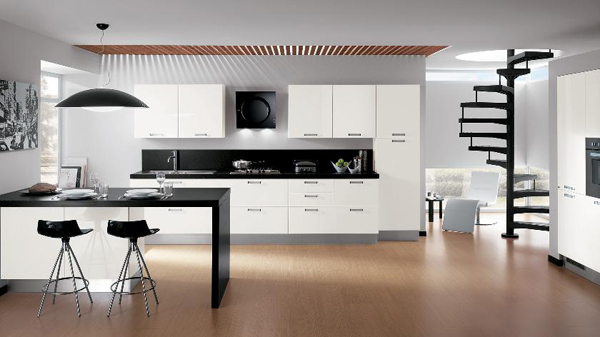 25 Contemporary Kitchens From Scavolini Home Design And Interior