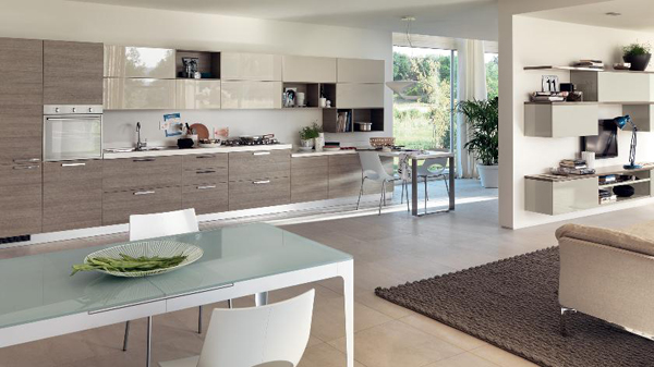 25 Contemporary Kitchens From ScavoliniHome Design And Interior