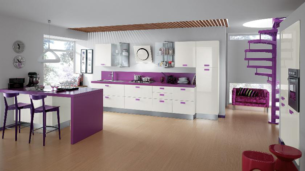 Gallery of 25 Contemporary Kitchens From Scavolini