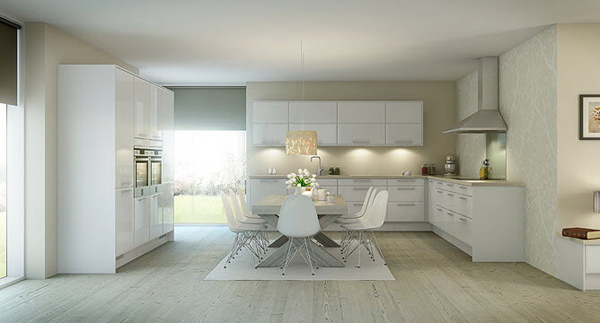Scandinavian Kitchen Tables Kitchen Design Ideas