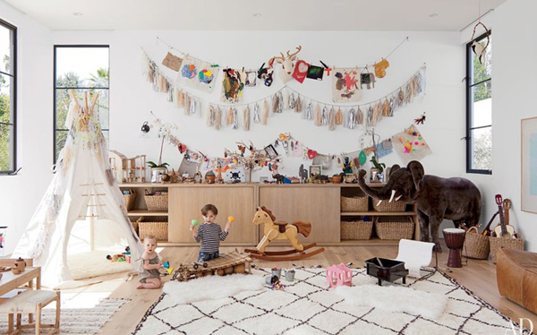 Best playroom decorating for Home playroom ideas