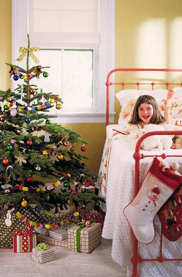 Gallery Of 15 Christmas Kids Bedroom Ideas Pictures
