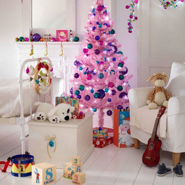 15 christmas kids bedroom ideas home design and interior - Christmas Decorations For Your Room