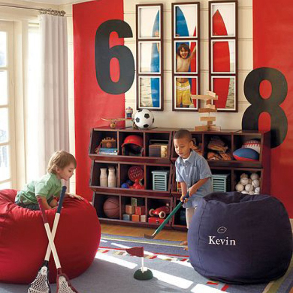 Cool kids playroom ideas for Cool playroom designs