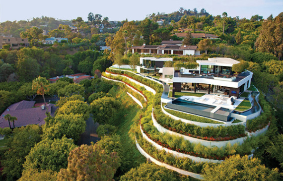 modern-beverly-hills-architecture-landscaping