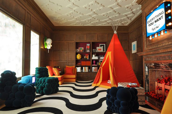 35 Adorable Kids Playroom Ideas | Home Design And Interior