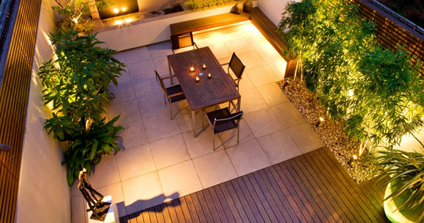 Rooftop Terrace Gardens: ter homes and gardens
