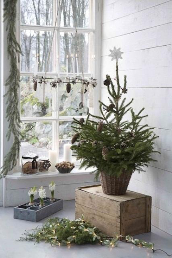 30 beautiful scandinavian christmas decorations home design and interior - Ideeen deco trappen ...