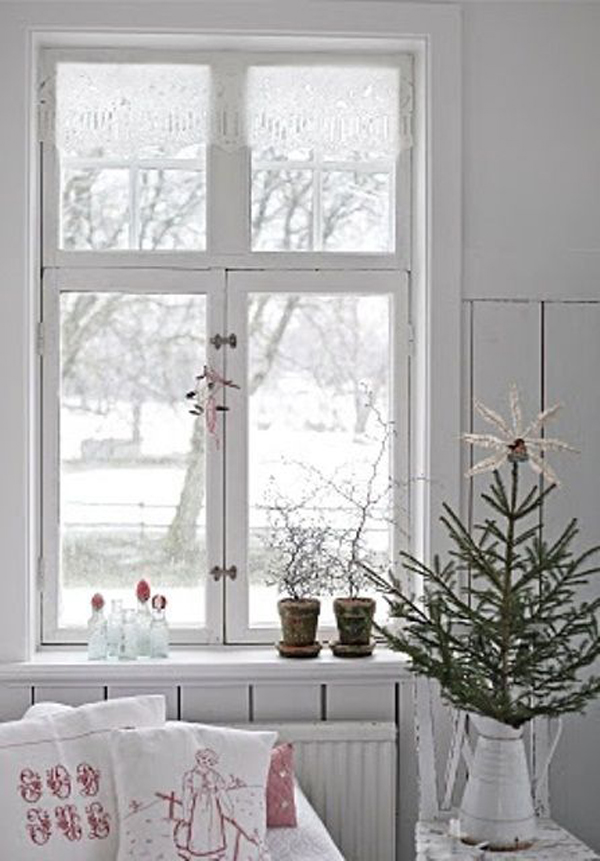 Scandinavian christmas ideas for Christmas home designs