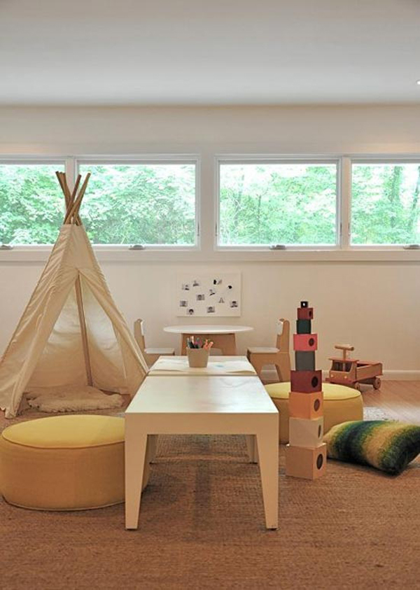 35 adorable kids playroom ideas home design and interior - Interior design ideas kids playroom ...