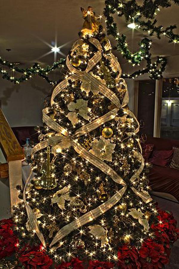 Gallery of 22 wonderful christmas tree ideas