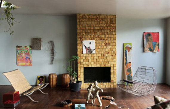 cultural-decor-in-hank-mitchell-house