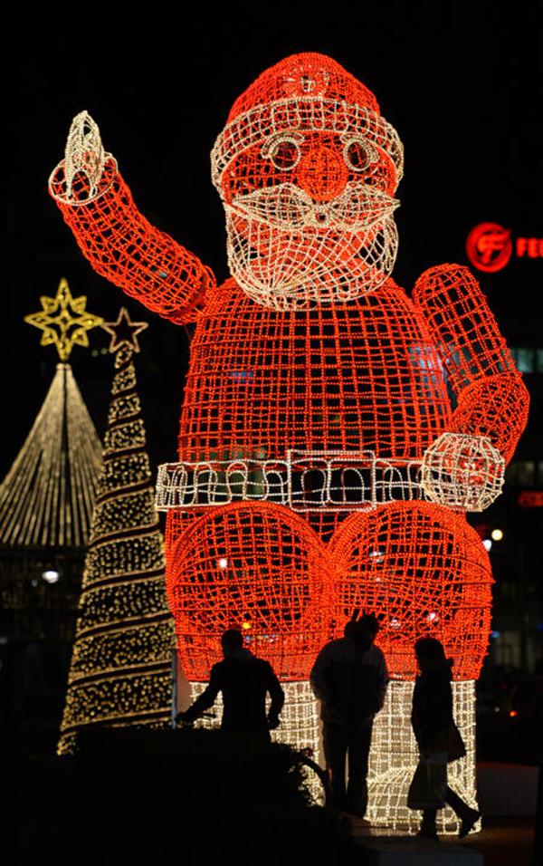 Christmas Lightd