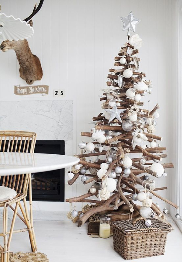 creative ideas for christmas decorations in your home the ideas below you can try yourself at the very least to simply add a reference - Ideas For Christmas Trees